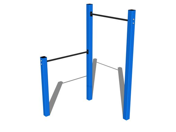Street-Workout-Kombination WS001BD - blau
