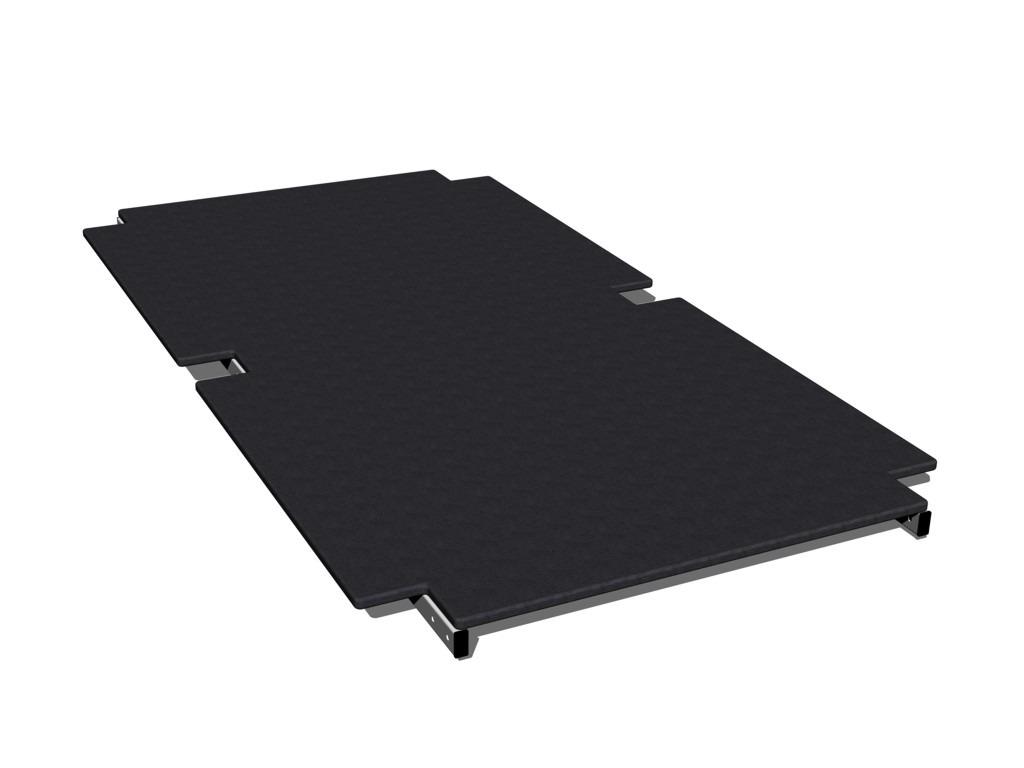 boden mit rahmen 2x1 m pd020k spielplatze. Black Bedroom Furniture Sets. Home Design Ideas